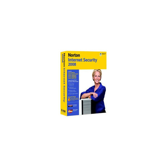 Norton Internet Security 2008 - Licence and media - 1 user - OEM - System Builders - CD - Win