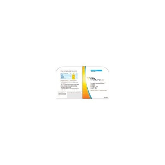 Microsoft Office Small Business 2007 - W/ MS Office Professional 2007 (Trial) - licence - 1 PC - OEM, MLK - Win - English International - V.2
