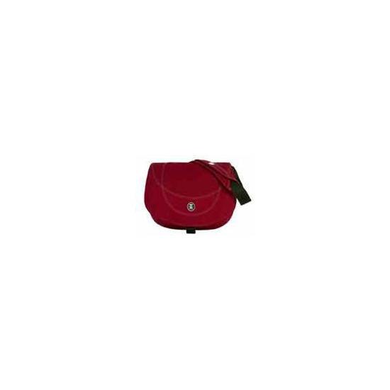 Cheesy Tina Red Laptop Shoulder Bag