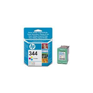 Photo of Tri-Colour INKJET Cartridge No. 344 C9363EE Ink Cartridge