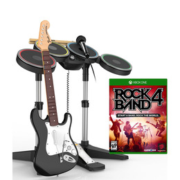 Rock Band 4 - for Xbox One Reviews