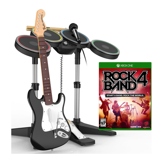 Rock Band 4 - for Xbox One