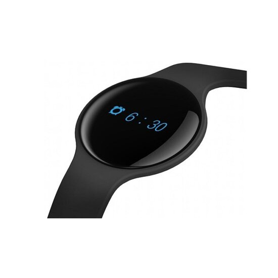SW68SD12 Hannspree Sportwatch OLED Display usb cabel screen protector long bettery life black and blue