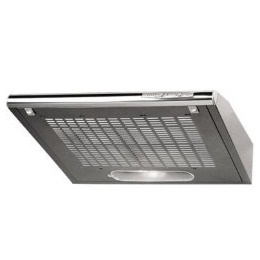 Amica OSC6458I 60cm Conventional Cooker Hood - Silver Reviews