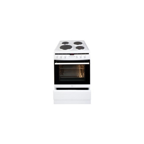 Amica 608EE2TAW 608EE2TAW 60cm Freestanding Electric Cooker