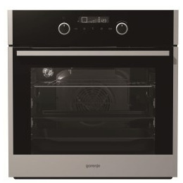 Gorenje BOP647A12XG Electric 65L Pyrolitic Oven Stainless Steel Reviews