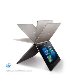 Asus Transformer Book Flip TP200SA Reviews