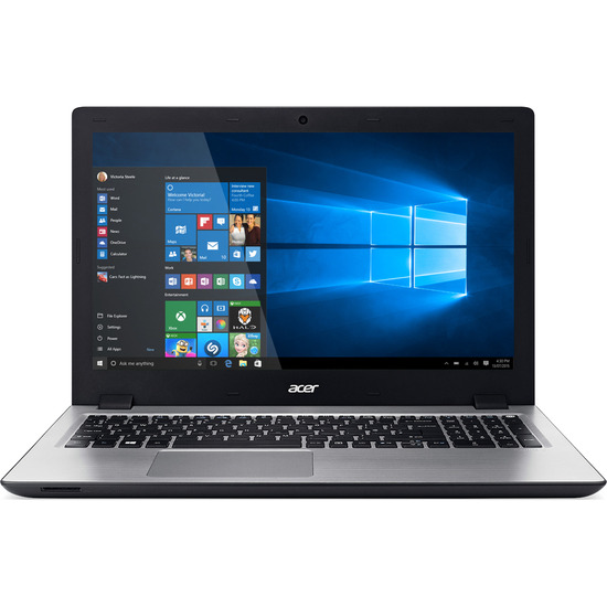 "Acer Aspire V3-574T 15.6"" Laptop - Silver"