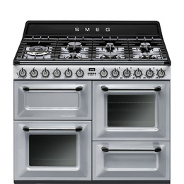 Victoria TR4110S1 110 cm Dual Fuel Range Cooker Stainless Steel Reviews
