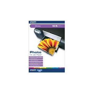 Photo of Photo Ink Jet Paper 7 X 5 Inch Gloss (Pack Of 50) Printer Paper