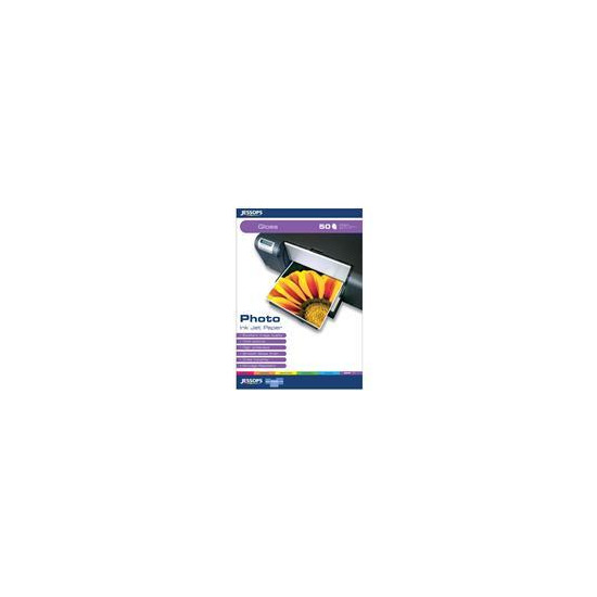 Photo Ink Jet Paper 7 x 5 Inch Gloss (Pack Of 50)