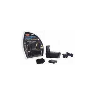 Photo of HN-D40 Power Grip For Nikon D40 / D40X (Inc IR Remote Control) Digital Camera Accessory