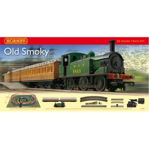 Photo of Hornby Old Smokey Gauge Train Set Toy
