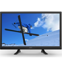 """SEIKI SE24HD01UK 24"""" LED TV with Built-in DVD Player Reviews"""
