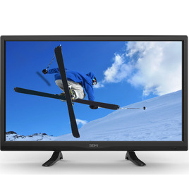 "SEIKI SE24HD01UK 24"" LED TV with Built-in DVD Player Reviews"