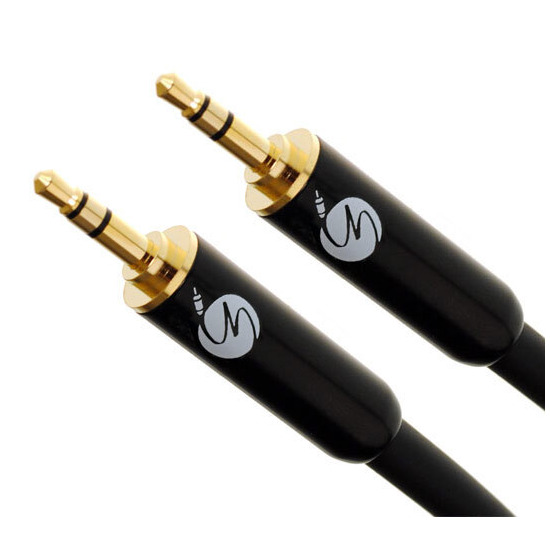Fisual S-Flex 3.5mm Jack to Jack Cable