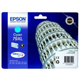 Epson 79XL Cyan T7902 Reviews