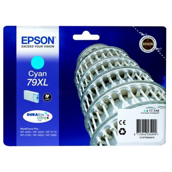 Epson 79XL Cyan T7902
