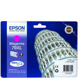 Epson 79XL Magenta T7903 Reviews