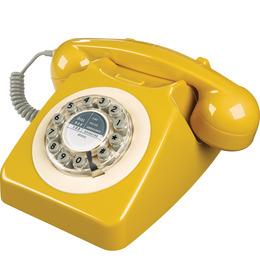 746 Corded Phone - English Mustard Reviews