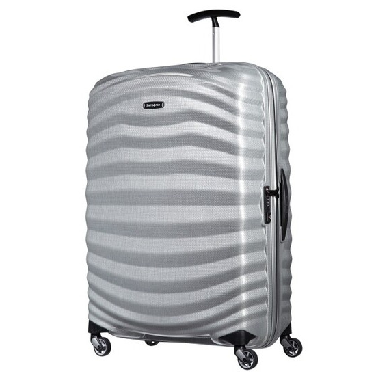 Samsonite Lite-Shock Suitcase 4 Wheel Cabin Spinner 55cm