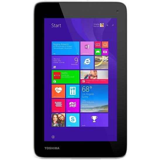Toshiba Encore WT7-C-100 7 inch Quad Core Tablet Intel Z3735G,1GB RAM, 16GB eMMC