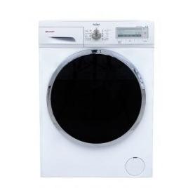 Sharp ES-FD8145W5 Pyrojet 1400rpm Freestanding Washing Machine Reviews