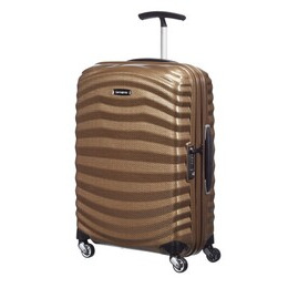 Samsonite Lite-Shock Suitcase 4 Wheel Spinner 75cm