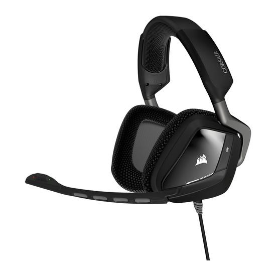 Co-Pilot Corsair Void USB RGB 7.1 Gaming Headset - Black