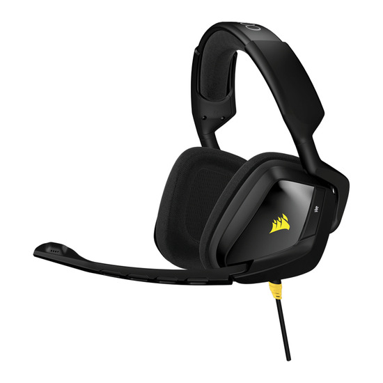 Corsair Void Stereo Gaming Headset - Carbon