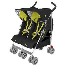 Maclaren Twin Techno Double Stroller Reviews