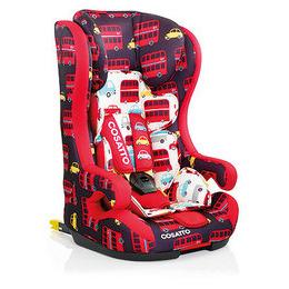 Cosatto Hubbub Car Seat Reviews