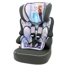 Disney Frozen Beline SP Highback Booster Car Seat With Harness Reviews