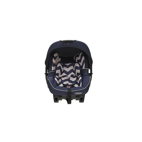 Obaby 0+ Infant Car Seat