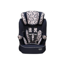 Obaby 1-2-3 High Back Booster Reviews