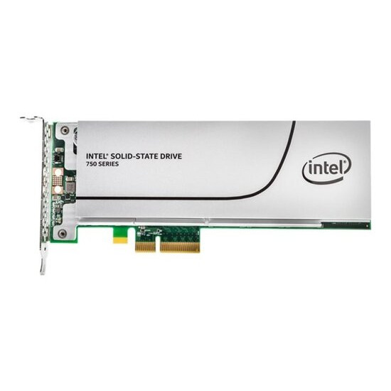 Intel 750 Series 800 GB PCI Express 3.0 SSD