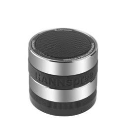 80-PE000001G000 Hannspree Fortissimo Bluetooth Speaker 3W  5V 500mAh 4+ hours playback Reviews