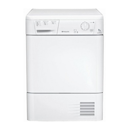 Hotpoint 7kg AQUARIUS Condenser Tumble Dryer CDN7000