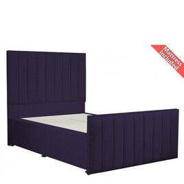 Luxan Hampstead Dun Colours Bed Set - Small Double 4ft