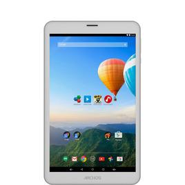 "ARCHOS 80c Xenon 8"" 3G Tablet - 16 GB, Silver Reviews"