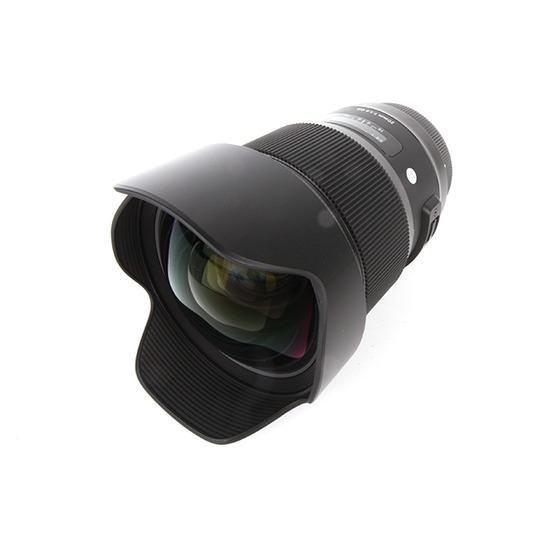 Sigma 20mm f/1.4 DG HSM