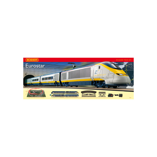 Hornby Eurostar Train Set