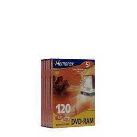 Memorex DVD-RAM 2X 5PK Reviews