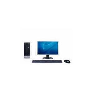 """Photo of HEWLETPACK S3220+20"""" L204WS Desktop Computer"""