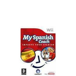 My Spanish Coach (Wii) Reviews
