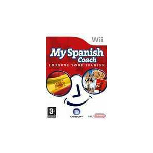 Photo of My Spanish Coach (Wii) Video Game