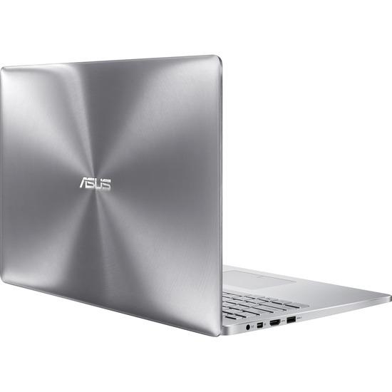 "ZenBook Pro UX501 15.6"" 4K Laptop - Grey"
