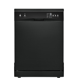 ESSENTIALS CDW60B15 Full-size Dishwasher - Black Reviews