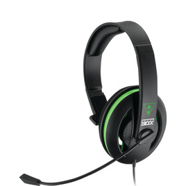 Turtle Beach Earforce Recon 30X 2.0 Gaming Headset - Black & Green Reviews