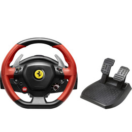 Thrustmaster Ferrari 458 Spider Racing Wheel Reviews
